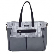 iPack Baby Nappy Bag Purse, Grey