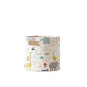 Pehr Storage Bins - Pint Size Noah's Ark Animal Print