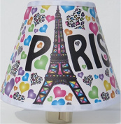Paris Night Light / Eiffel Tower Night Light Nursery Decor