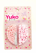 DIY Valentines Day Gift DIY Premium Quality By Yuko Beads #020 Heart & Pink Pearl