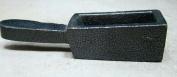 1180ml Gold Bar Loaf Cast Iron Ingot Mould Scrap Silver 590ml - Copper Aluminium