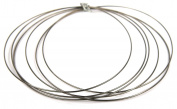Niobium Wire, 20 Gauge, 5 Feet (1.524 Metres) Coil