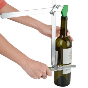 Yosoo Glass Bottle Cutter Stained Glass Recycles Wine Bottles Jar Art Cutting Tool