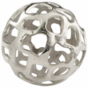 CYAN DESIGN 08293 Large Star Chasing Filler, Raw Nickel