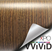VVIVID Driftwood Wood Grain Faux Finish Textured Vinyl Wrap Film for Home Office Furniture DIY Easy to Instal No Mess 0.3m x 120cm