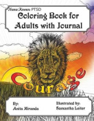 Coloring Book for Adults with Journal