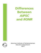 Differences Between Aipsc and Ronr