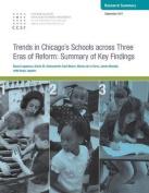 Trends in Chicago's Schools Across Three Eras of Reform