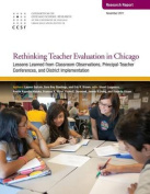 Rethinking Teacher Evaluation in Chicago