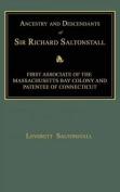 Ancestry and Descendants of Sir Richard Saltonstall