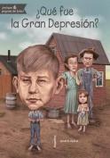 Que Fue La Gran Depresion?  [Spanish]