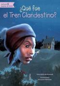 Que Fue El Tren Clandestino?  [Spanish]
