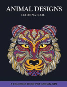 Animal Designs Coloring Book