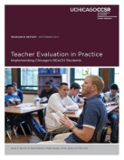 Teacher Evaluation in Practice