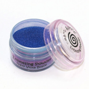 Cosmic Shimmer Blaze Embossing Powder 20ml - Navy Viola