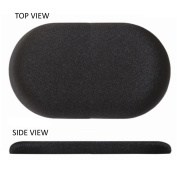 10cm X 20cm Flat Oval Stick on Gel Pad