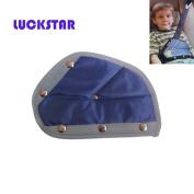LUCKSTAR(TM) Adjustment Auto Car Belt Adjuster Safety Seat Belt Positioner For Children Kids Baby