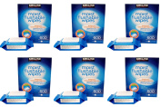 (6 PACK) - N/Baby Flushable Family Wipes | 220g | 6 PACK - SUPER SAVER - SAVE...