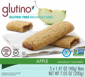 Glutino - Breakfast Bars - Apple - 4 Pack