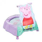 Peppa Pig Toddler Trampoline With Sounds