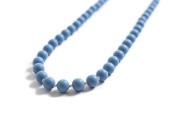 Miami Silicone Teething Necklace | Safety Knotted Silk Rope | Does Not Pull Hair Out | American Dream