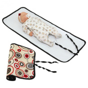 Roll n Go travel baby Changing Mat / Foldable and Lightweight