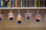 Minion LED String Lights - 280cm