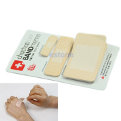 CrewPros(TM) 60 Sheets Adhesive Plaster Notes Post-it Bookmark Band Memo Sticky Band-aid Set
