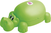 OK Baby Hippo Potty (Green)