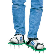 Lawn Aerator Sandals, Multi-colour