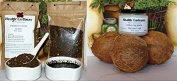Coffee Scrubs 150g + Coconut Oil Cold Pressed 330ml - Health Embassy