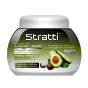 Stratti Capillary Mask 110g Avocado and Shea Butter