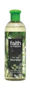 (12 PACK) - Faith Tea Tree Shampoo | 400ml | 12 PACK - SUPER SAVER - SAVE MONEY