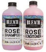 (2 PACK) Bleach London Rose Shampoo x 250ml & Bleach London Rose Conditioner x 250ml