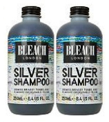 (2 PACK) Bleach Silver Shampoo x 250ml