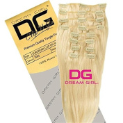 Dream Girl 41cm Clip On Hair Extensions