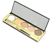 Palette of 5 Eyeshadow - number 1