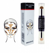 Freedom Makeup London Pro Contour Cream Shaped Stick 01 Medium