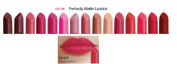 Avon True Colour Perfectly Matte Lipstick - VIBRANT MELON