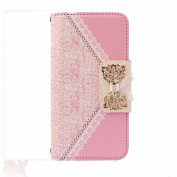 for iPhone 6S 12cm , Internet Fresh Cute Flip Wallet Leather Case Cover