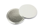 Beautytime Powder Velour Discs - Pack of 2