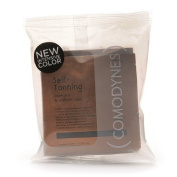 Comodynes Self Tanning Towelettes For Face & Body, Intensive & Uniform Colour-8 Ea