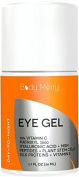 Body Merry Cooling Eye Gel Cream Perfect for Early Mornings or Late Nights - Unmatched Formula With 10% Vitamin C to Actively Diminish Dark Circles, Wrinkles & Puffiness