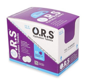 O.R.S Hydration Tablets Blackcurrant - 6 Tubes of 12 Tablets
