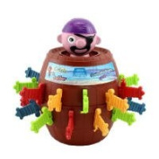 SGS Pop up Pirate Toy Colours May Vary