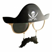 Party Costumes - Sun-Staches - Pirate Toys Sunglasses SG1585