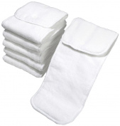 BumGenius One Size Inserts - 6ct