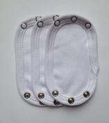 Dtailz Baby Vest / Bodysuit Extender X 3