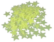 EJY 100pcs Glow In The Dark Star Sticker Kids Children Bedroom Wall Decorations Home Decor Gift