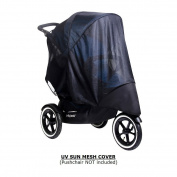 Phil & Teds DOUBLE UV Mesh Sun Cover for Navigator Baby Pushchair